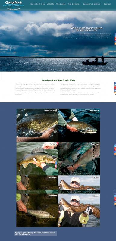 Gangler_s Adventures trophy canadian fishing